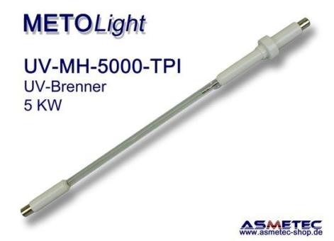 METOLIGHT UV-Brenner MH-5000-TPi – Leistungsstark für industrielle Anwendungen