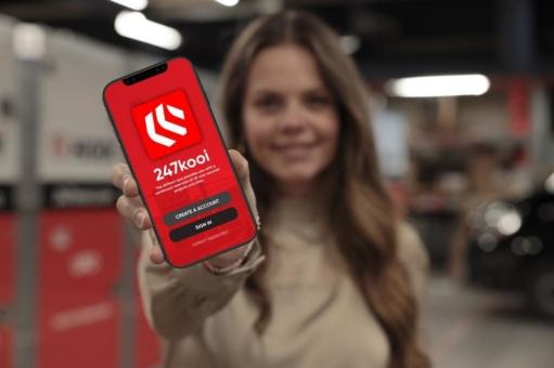 24/7 Übersicht über alle Projektstandorte mit der 247kooi App