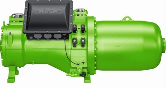 BITZER stellt neue Version der CSW Kompaktschraubenverdichter mit hohem Wirkungsgrad vor
