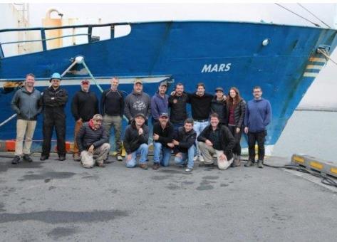 """Conico Ltd. startet """"Marsmission"""" auf Ryberg in Grönland"""