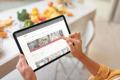 Die Königsdisziplin des E-Commerce: Intralogistiklösungen für den Lebensmittelhandel