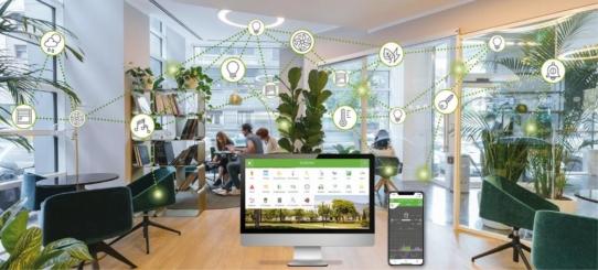Heute schon ins digitale Morgen! Bestehende Gebäude einfach digitalisieren mit der neuen Plug & Play Lösung!