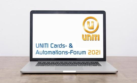 eurodata präsentierte sich auf UNITI Cards- und Automations-Forum 2021