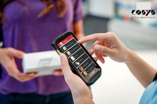 Digitalisierung für den Einzelhandel mit iOS oder Android Software